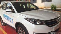 Mencoba Mobil Listrik China Pertama Kali