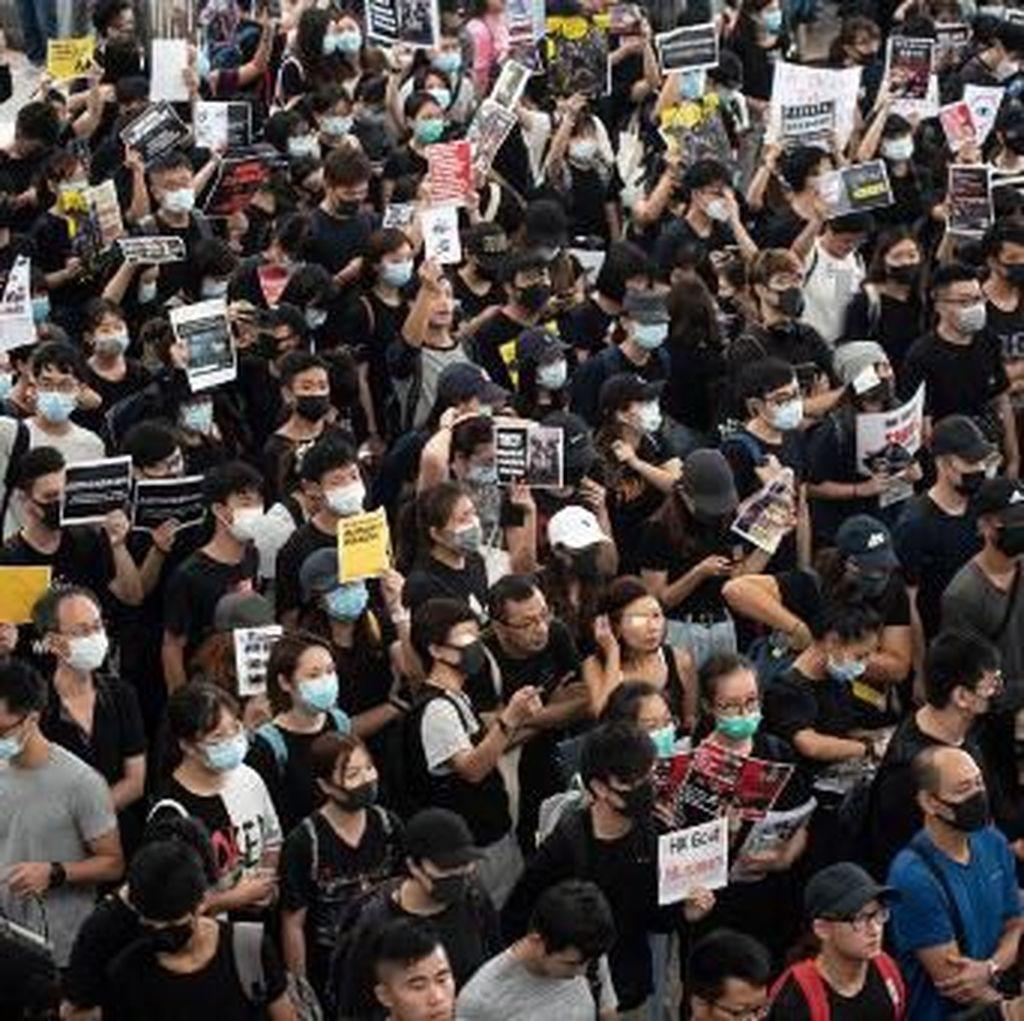 Protes RUU Ekstradisi, Mahasiswa Hong Kong Boikot Perkuliahan