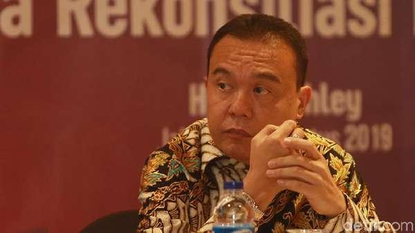 Gerindra Ogah Intervensi Mendagri soal SKT FPI: Silakan Ambil Jalan Terbaik