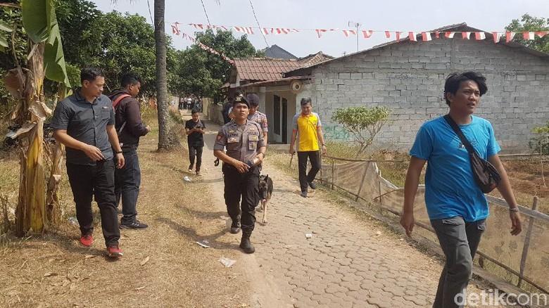 Polisi Identifikasi Bagian Tubuh Korban Pembunuhan Sekeluarga di Serang Patah