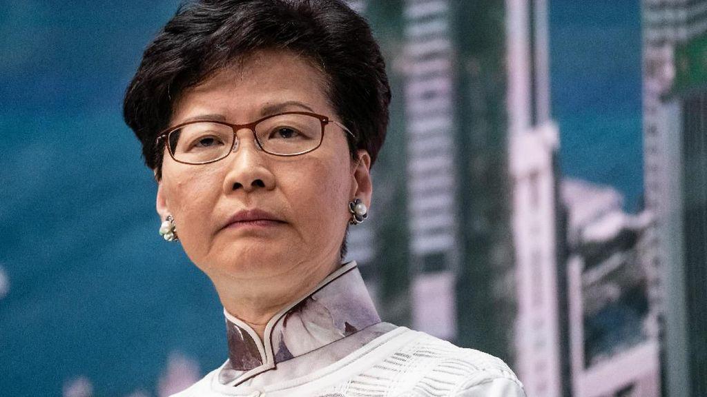 Fakta Mengenai Carrie Lam, Pemimpin Wanita yang Diserbu Pendemo di Hong Kong