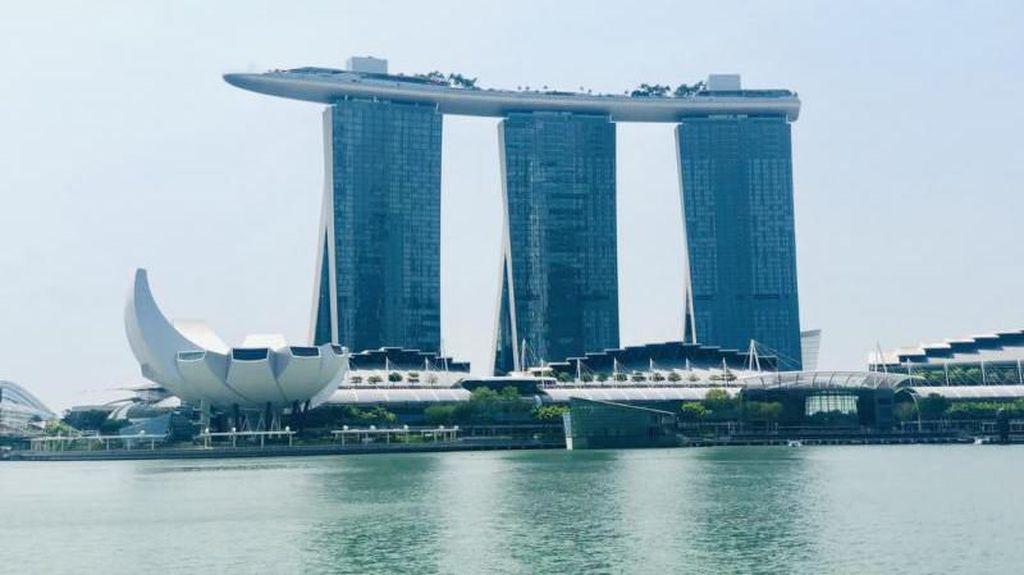 Singapura Pangkas Proyeksi Pertumbuhan Ekonomi Jadi 0.