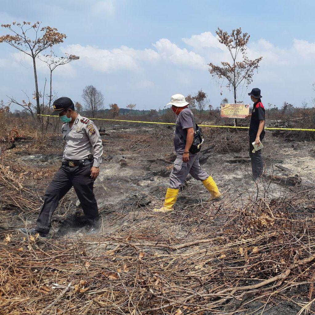 Kebakaran Lahan Meluas, Polda Sumsel-Kodam Sriwijaya Tambah Personel