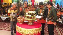 Takjub Atraksi Budaya Kalsel, Menpar Siap Dukung Pengembangan Wisata