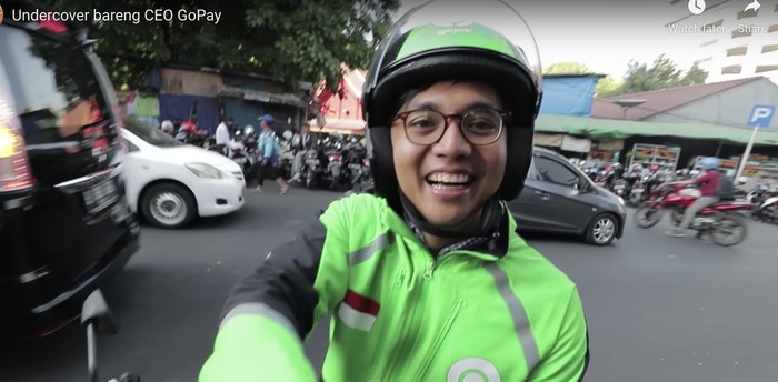 Foto: Screenshot akun Youtube Arief Muhammad
