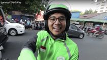 Kisah CEO GoPay Narik Gojek: Dapat Tip Rp 2.500 Masyaallah Senangnya