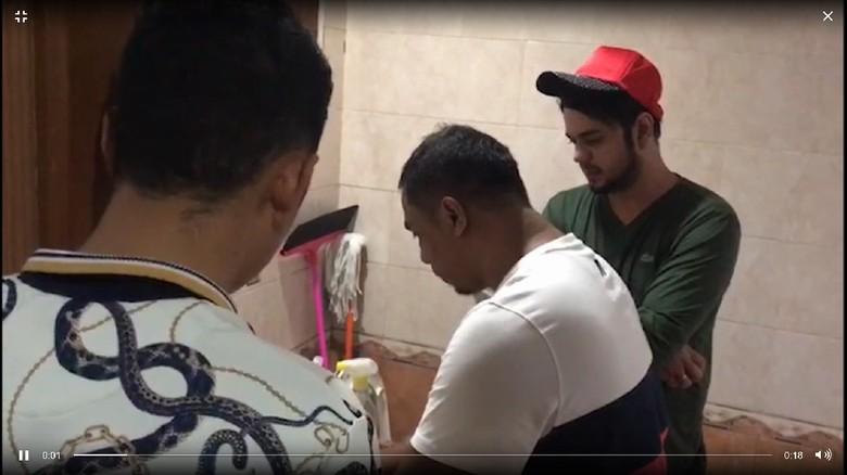 Begini Detik-detik Penangkapan Artis Rio Reifan Terkait Narkoba