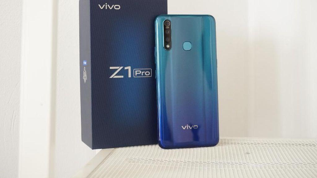 HUT ke-74 RI, Beli Offline vivo Z1 Pro Bisa Dapat 30 GB untuk 3 Bulan