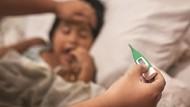 Sakit Demam Misterius Renggut Nyawa Anak-anak di India