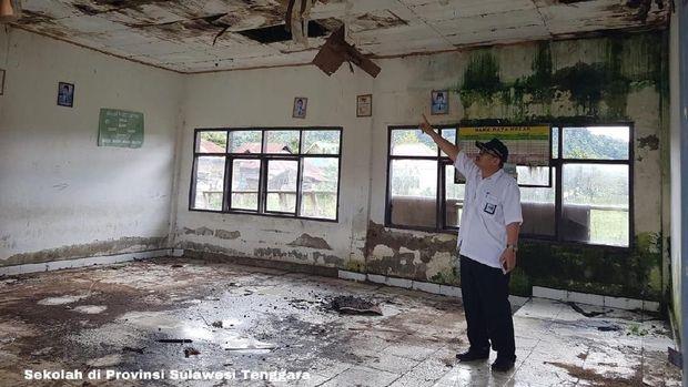 Catat Janji Pemerintah: 2.000 Sekolah Rusak Bakal Diperbaiki