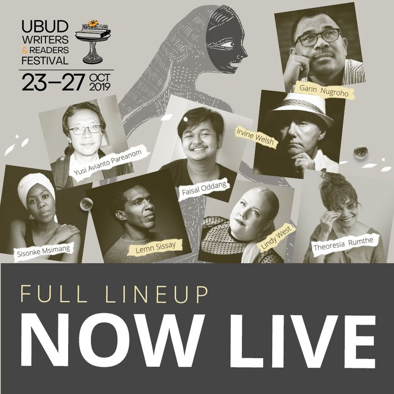 Foto: Ubud Writers and Readers Festival