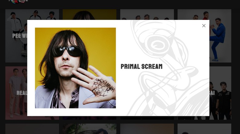 Primal Scream Foto: Soundrenaline 2019