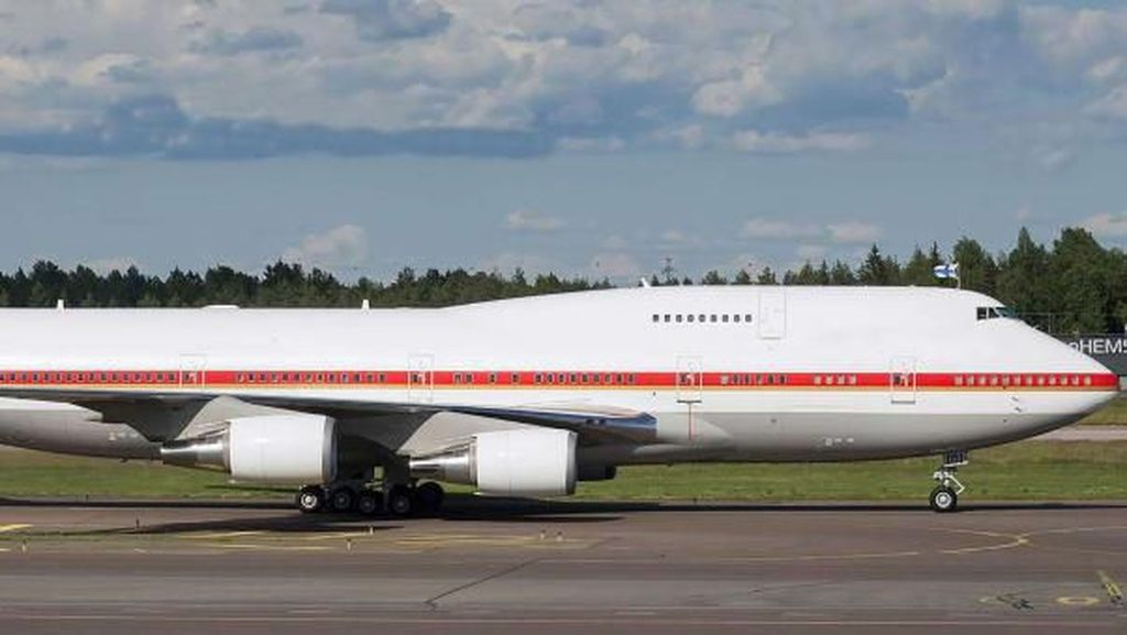 Pesawat Kenegaraan Jepang Dijual, Harganya Fantastis!