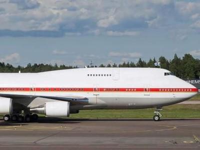 Foto Mewahnya Pesawat Kenegaraan Jepang yang Dijual
