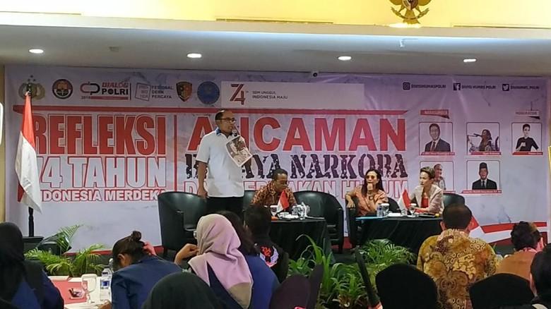 Polri: Pesisir Sumatera Rawan Penyelundupan Narkoba dari Luar Negeri