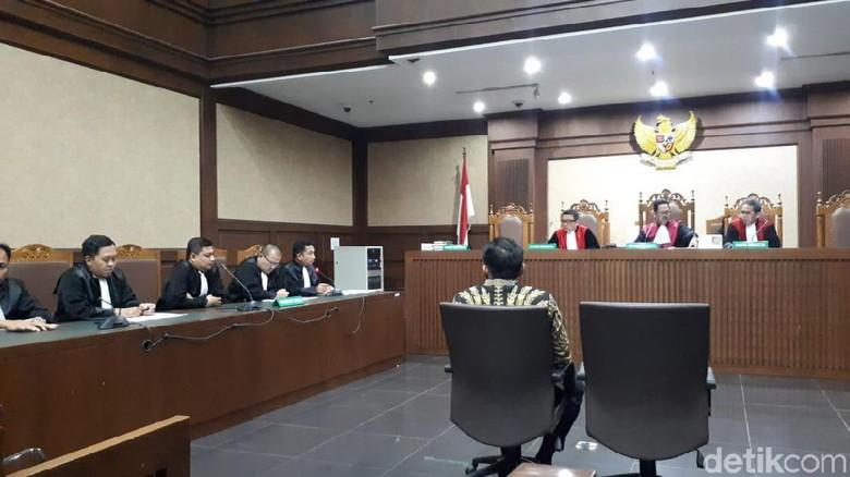 Bowo Sidik Didakwa Terima Suap Rp 2,6 M untuk Bantu PT HTK