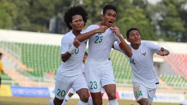 Pemain Timnas Indonesia U-19 Berpengalaman Tekuk Timor Leste