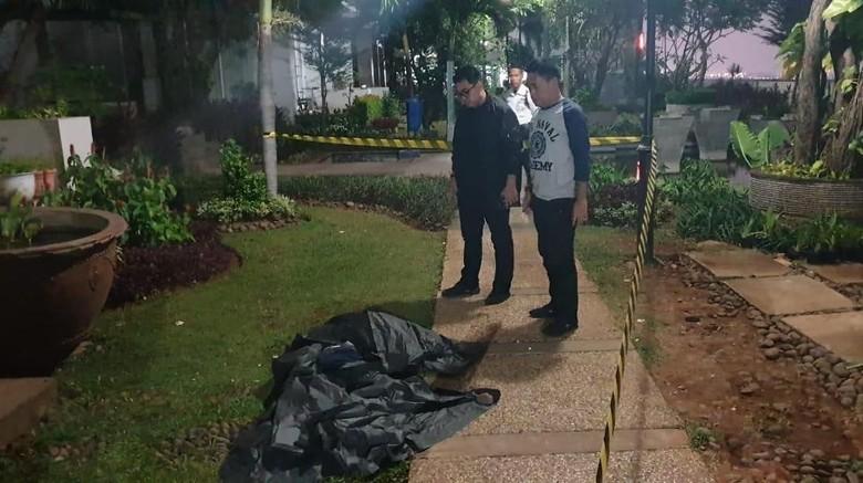Detik-detik Bandar Narkoba Loncat dari Lantai 10 Season City Saat Digerebek