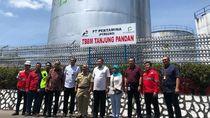 Perkuat Stok, Pertamina Ambil Alih Terminal BBM Swasta di Belitung