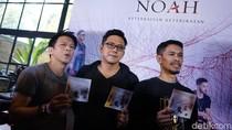 NOAH Lelang Piringan Hitam, Raffi Ahmad Tawar Rp 100 Juta