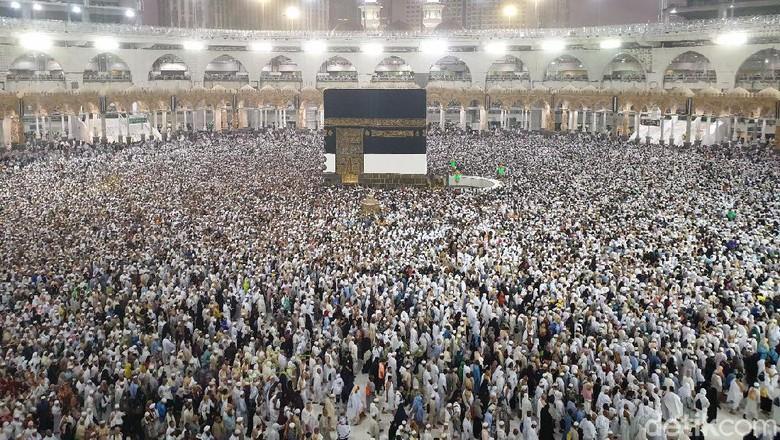151 Jemaah Asal RI Wafat Usai Puncak Haji