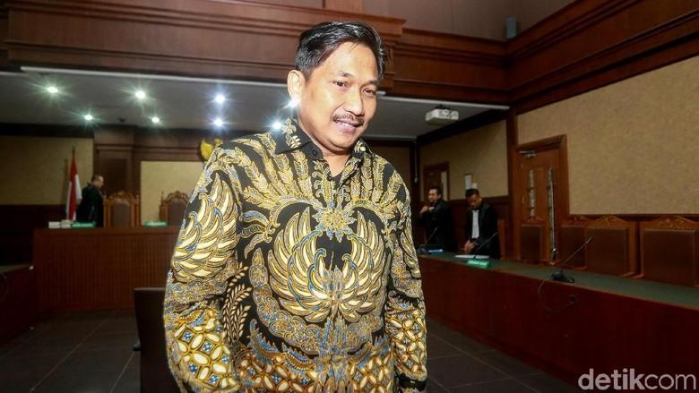 Bowo Sidik Ajukan JC, KPK Harap Buka Peran Pelaku Lain