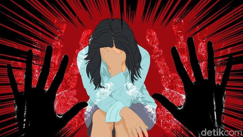 Wanita Pemeran Seks Gangbang Garut Ternyata Biduan Dangdut