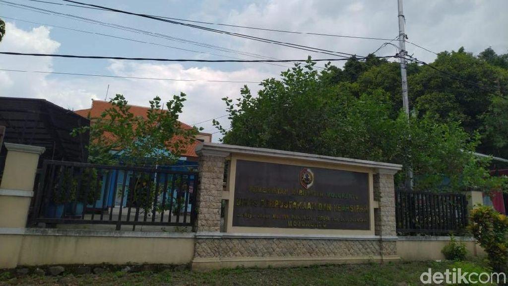 Kadis Perpustakaan Kabupaten Mojokerto Jadi Tersangka Kasus KDRT