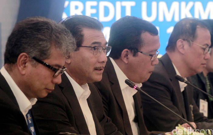 Bank Rakyat Indonesia (Persero) Tbk terus meningkatkan portofolio pembiayaan sekmen Usah Mikro, Kecil dan Menengah (UMKM).