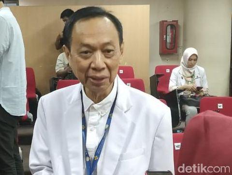 Ketua Tim Dokter Kembar Siam, dr Agus Harianto/