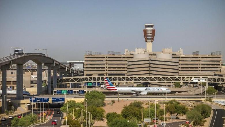 Bandara Phoenix di AS (Visit Phoenix)