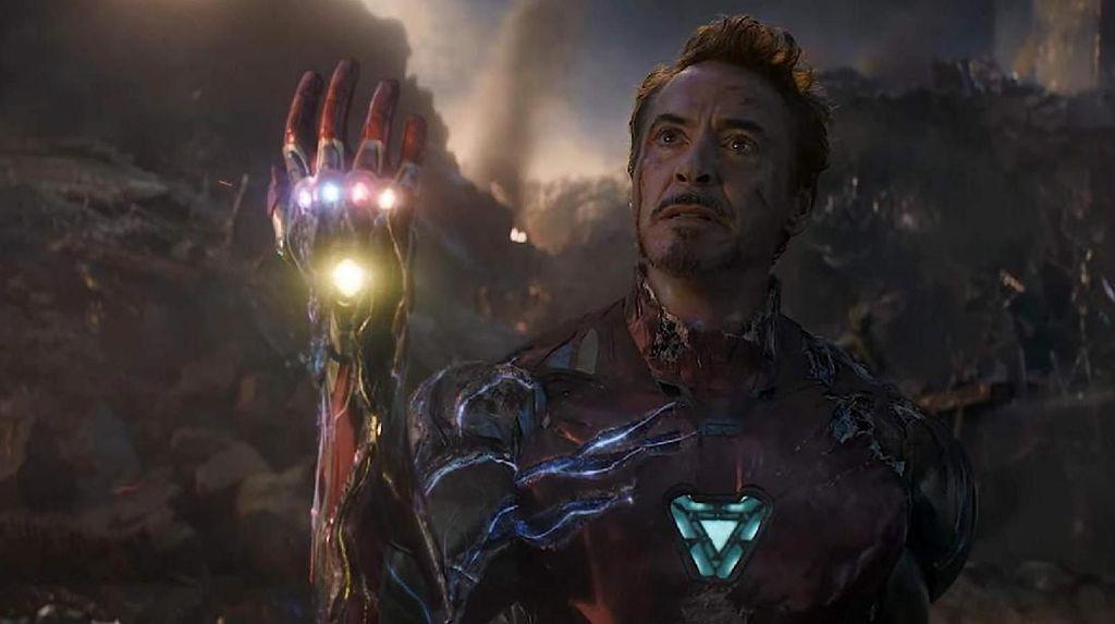 Fans Marvel Pecahkan Rekor Dunia Nonton Avengers: Endgame 191 Kali