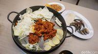 Halo Dakgalbi: Huaah! Tersengat Seafood Dak Galbi Super Pedas