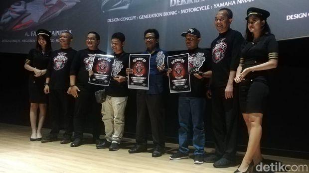Modifikasi Jok Motor Terbaik 2019, Ada Supensinya Lho!