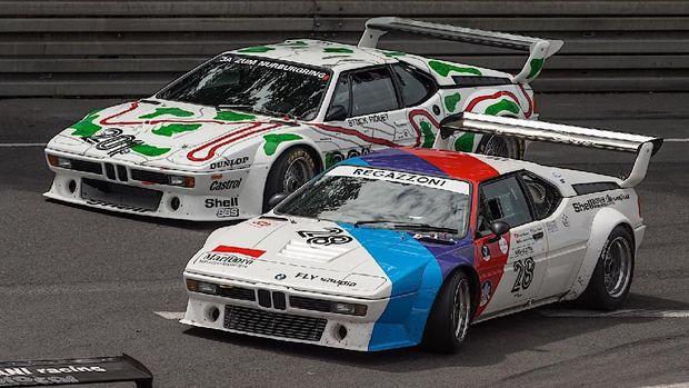 Mobil balap BMW
