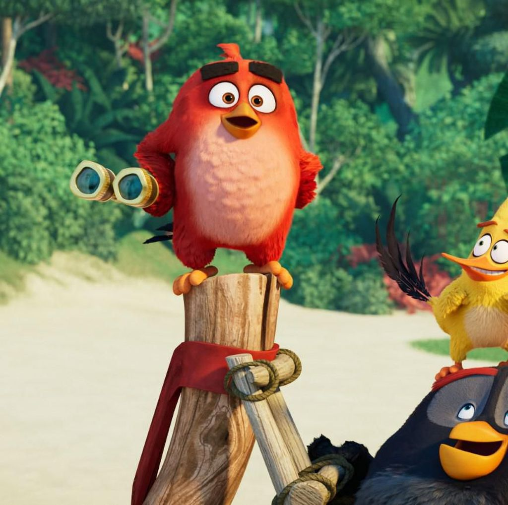 The Angry Birds Movie 2: Kembalinya Burung-burung Pemarah