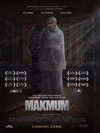 Film Makmum yang dibintangi oleh Titi Kamal.