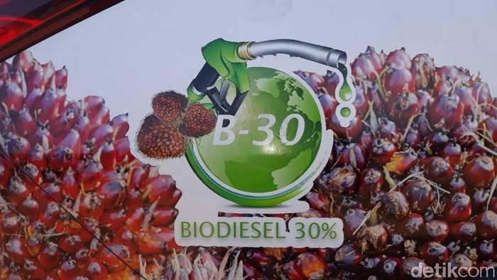 Uji Coba Biodiesel 30% (B30)