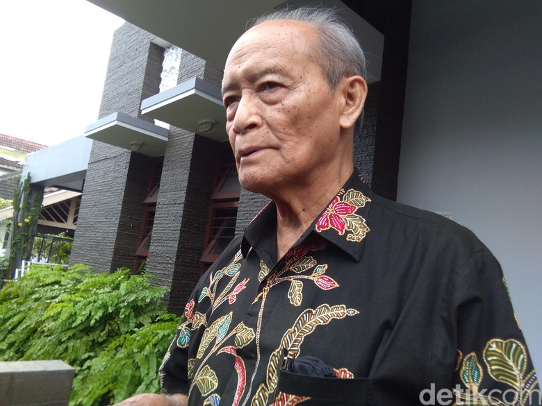 Soal Perppu KPK, Buya Syafii: Saya Harap Presiden Ambil Keputusan Tegas