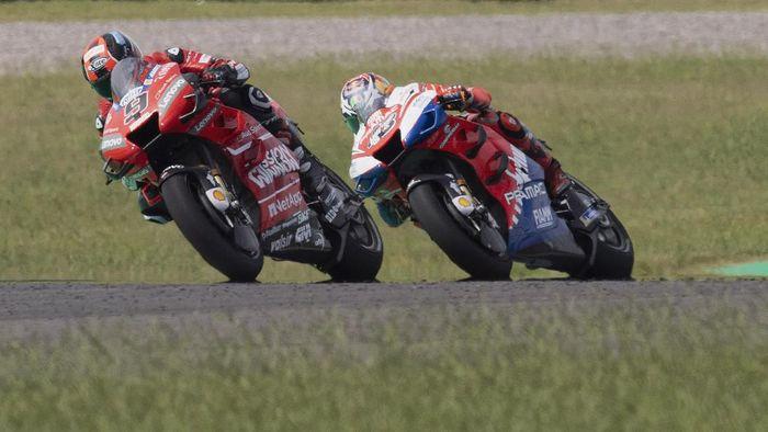 Ducati akan menurunkan empat motor pabrikan di MotoGP 2020. (Foto: Mirco Lazzari gp/Getty Images)