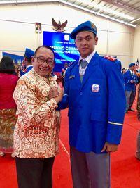 SMA Presiden Kirim Rangga Jadi Anggota Paskibraka Nasional 2019