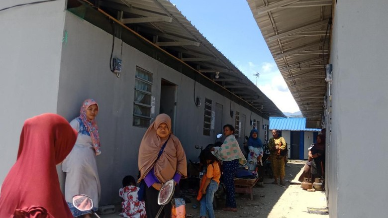Tak Ditempati Korban Gempa, 3.000 Huntara di Palu dan Sigi Kosong
