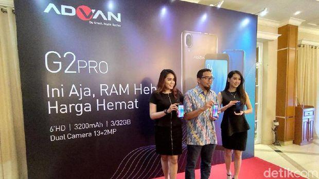 Advan G2 Pro, Ponsel RAM 3 GB Harga Murah