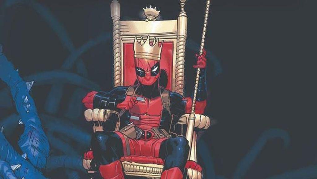 Gali Cerita Lebih Dalam, Deadpool Jadi Raja Monster