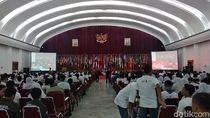 Cegah Radikalisme, TNI-Polri Bekali Milenial Bandung Nilai Pancasila