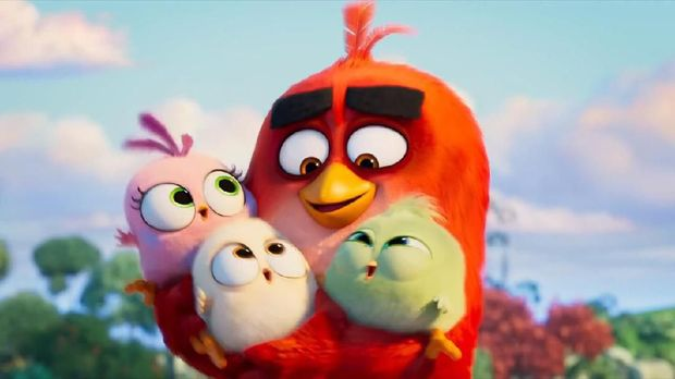 'The Angry Birds Movie 2': Kembalinya Burung-burung Pemarah