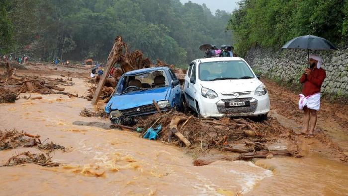 Foto: Banjir di India, August 14, 2019. REUTERS/Stringer