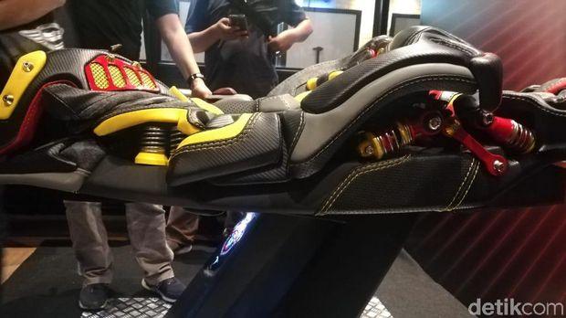 Jok Motor Bionik, Punya Per Banyak Banget! Harga Rp 3 Juta