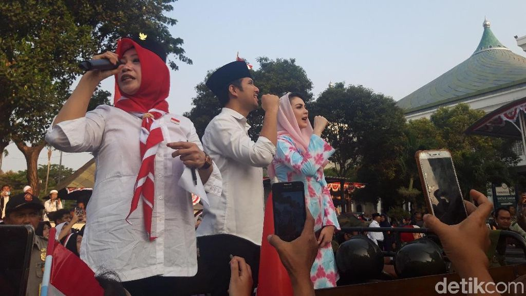 Momentum HUT RI, Wagub Emil Ajak Masyarakat Indonesia Introspeksi