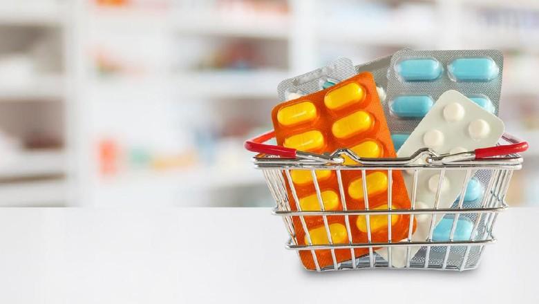 Beri Vitamin Lawas, Apoteker Bebas Tugas